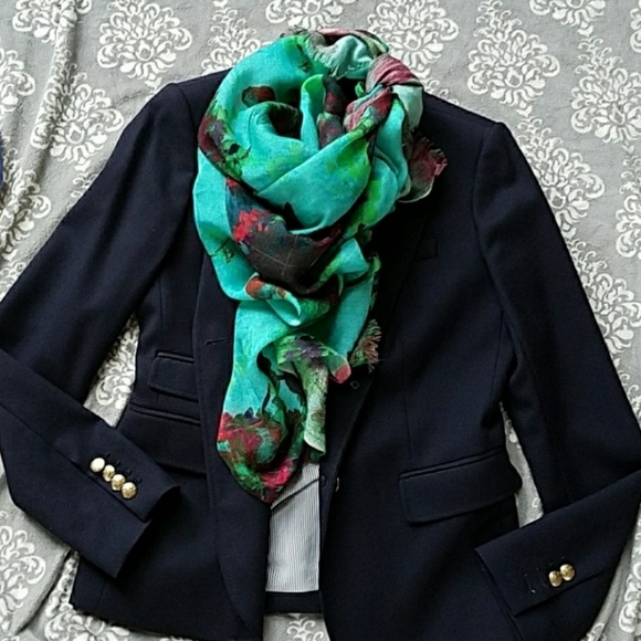 J. Crew Accessories - Colorful J Crew Scarf//Gorgeous!!